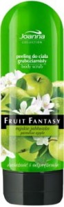 Fruit Fantasy - Rajskie jabłuszko - gruboziarnisty Peeling 200 ml