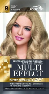 Multi Effect Color - 02 - Perłowy blond