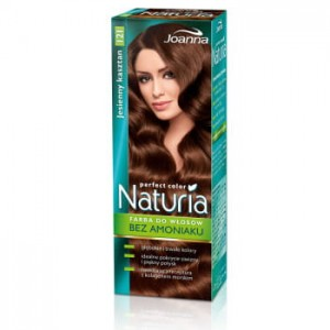 Naturia perfect color - 121 - jesienny kasztan