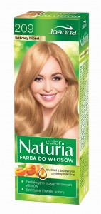 Naturia color - 209 - Beżowy Blond