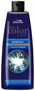 Ultra Color System - Płukanka Niebieska 150 ml