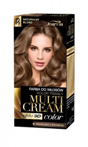 Multi Cream Color - 33 - Naturalny blond