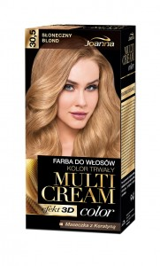 Multi Cream Color - 30.5 - słoneczny blond