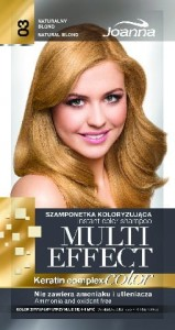Multi Effect Color - 03 - Naturalny blond