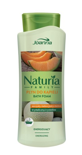 NATURIA FAMILY Plyn do Kapieli MELON 750ml_small.png